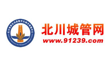 网站建设案例:北川城管网